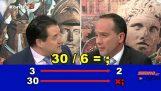 Ασκήσεις μαθηματικών με τον Άδωνι Γεωργιάδη