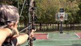 Livello di tiro con l'arco: Legolas