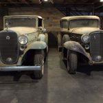 5 σπάνια αυτοκίνητα αντίκες βρέθηκαν σε στάβλο