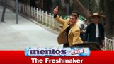 Je-li hrál Jean-Claude Van Damme v reklamě na Mentos
