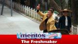 Αν ο Jean-Claude Van Damme πρωταγωνιστούσε σε διαφήμιση της Mentos