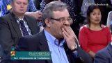 Непокірні зубів іспанський політик