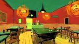 Ένας πίνακας του Βαν Γκογκ ζωντανεύει σε 3D