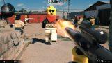 樂高在 FPS 遊戲