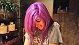 Зміна кольору волосся