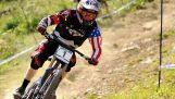 Κέρδισε τον ποδηλατικό αγώνα με σπασμένη αλυσίδα