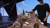Η απίθανη παρουσίαση του Hololens στην έκθεση E3