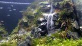 Водопади в аквариум