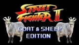 Street Fighter: Goat & Bighorn Edition
