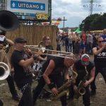 Heavy Metal μπάντα πνευστών