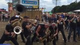 Brass band Heavy Metal