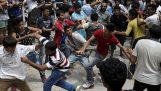 Scuffles in Kos among immigrants