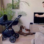 Το επαναστατικό καροτσάκι μωρού της Volkswagen