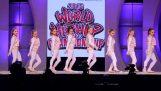 Ένα φοβερό χορευτικό στον διαγωνισμό World Hip Hop Dance 2015