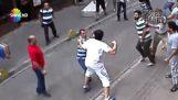 Ιρλανδός τουρίστας εναντίον Τούρκων καταστηματαρχών