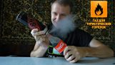 Kuinka jotta hakata Coca Cola-pullon raketti