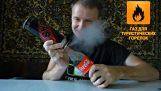 Πως να μετατρέψεις ένα μπουκάλι Coca Cola σε ρουκέτα