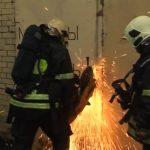 Μια δυσάρεστη έκπληξη για τους πυροσβέστες