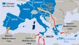 Η προσφυγική κρίση στην Ευρώπη