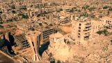 A drone flies over Syria and reveals the war