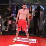 Αθλητής του MMA το παίζει σκληρός, βγαίνει νοκάουτ σε 9 δευτερόλεπτα