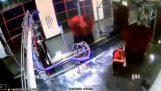 Μπέρδεμα στο πλυντήριο αυτοκινήτων