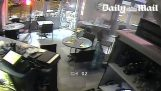 Videos of the attacks in the Paris restaurant