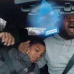 Μαθήματα Hip Hop από τον πατέρα στο γιο