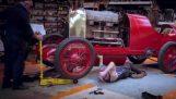 Ανακατασκευάζοντας το γρηγορότερο αυτοκίνητο του 1911