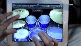 Drum соло на iPad