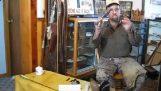 Η πιο κοφτερή ξυριστική λεπίδα στον κόσμο