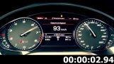 Die außergewöhnliche Beschleunigung von einem Audi S8