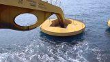 Παραγωγή ενέργειας από τα θαλάσσια κύματα
