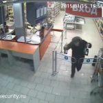 Ο μεθυσμένος κλέφτης στο σουπερμάρκετ