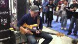 Приголомшливі соло на бас-гітарі