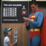 """Una strana scena tagliata dal film """"Superman"""" di 1983"""