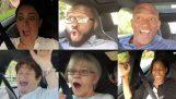 Die Reaktionen auf die körperlose Beschleunigung des Tesla Elektroautos P85D