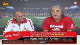 Takis Tsoukalas: Ampelale (Bursztynowy alarm)