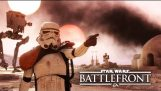 Star Wars Battlefront lansarea Gameplay Trailer