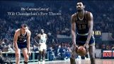 The Curious Case of Wilt Chamberlain's Free Throws