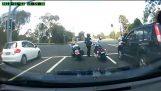 Berowra Road Rage