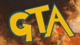 Pokemon recreat în GTA V