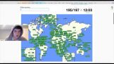 Typing Every Country in Under 3 Minutes