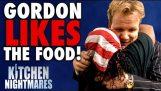 6 Times Gordon Ramsay APRECIAT De fapt ALIMENTARĂ! | Coșmaruri bucătărie Complication