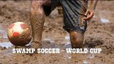 Football Championship in the mud!