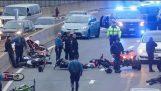 Dirt Bikes, Four Wheelers vs Boston and Massachusetts State Police