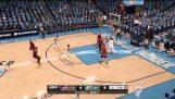 NBA LIVE 16 DEMO free throw glitch