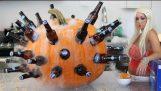 Хеллоуїн гарбуз охолоджувач – Напідпитку Бармен