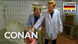 Conan Trains To Become A Sausage Master