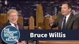 Bruce Willis Donald Trump włosy